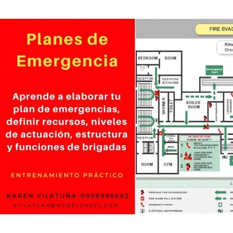 PRESENCIAL - Plan de emergencia y autoprotección