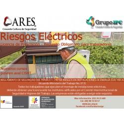 PRESENCIAL - Prevención de riesgos eléctricos