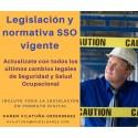 WEBINAR - Legislación y normativa de seguridad y salud ocupacional vigente