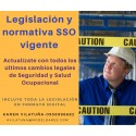 PRESENCIAL - Legislación y normativa de seguridad y salud ocupacional vigente