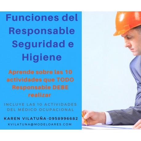 WEBINAR-Funciones del responsable técnico de seguridad y salud en el trabajo