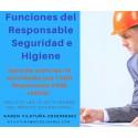 WEBINAR - Funciones del responsable técnico de seguridad y salud en el trabajo