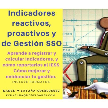 PRESENCIAL -Indicadores del sistema de gestión de la seguridad y salud en el trabajo