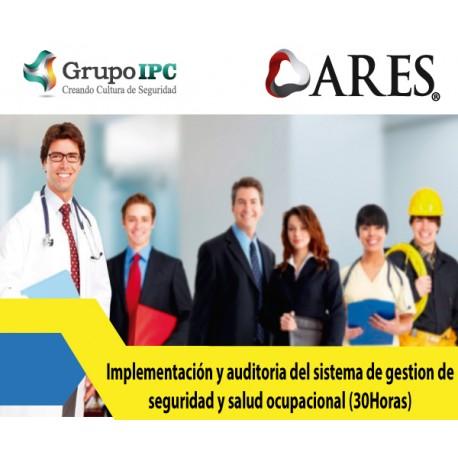 PRESENCIAL - Implementación y auditoria de sistemas de gestión de seguridad y salud ocupacional